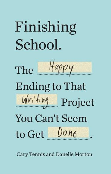 Book cover for Finishing School